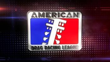 AMERICAN DRAG RACING LOGO
