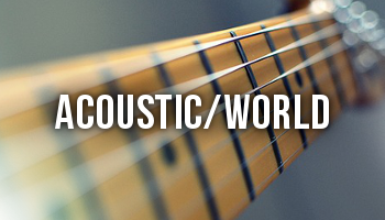 acoustic world