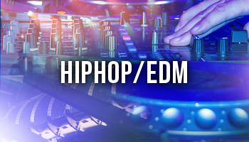 hip hop edm